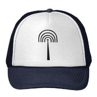 Radio tower trucker hats