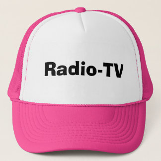 Radio-TV Trucker Hat