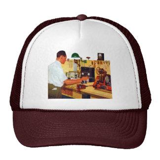 Radio Workbench Cap