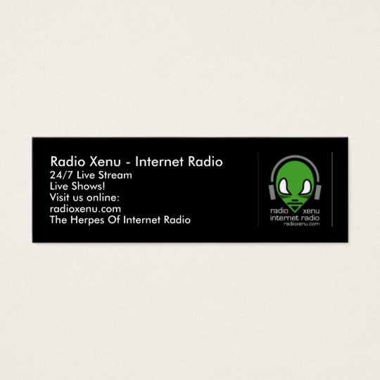 Radio Xenu Profile Cards