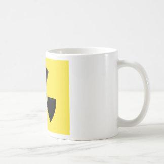 radioactive basic white mug