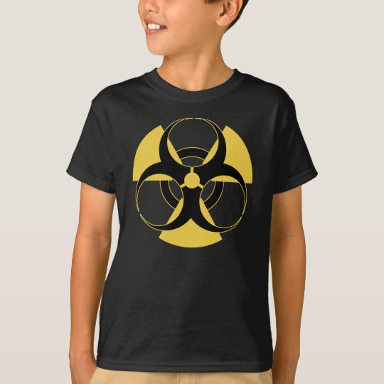 Radioactive Biohazard T-Shirt
