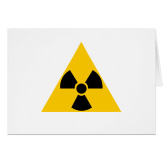Radioactive Card