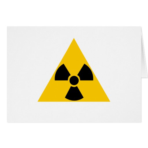 Radioactive Greeting Cards