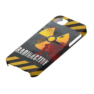 RADIOACTIVE iPhone 5 Case-Mate CARCASAS