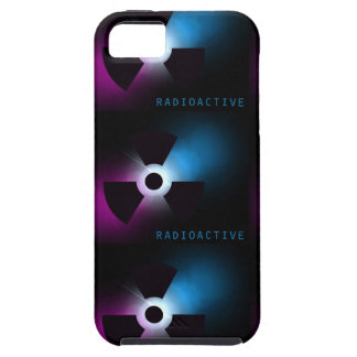 Radioactive iPhone 5 Cover