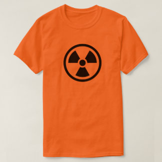 RADIOACTIVE  cool science geek nerd tee
