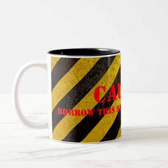 Radioactive Custom Mug