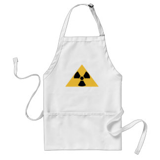 Radioactive Emblem Apron