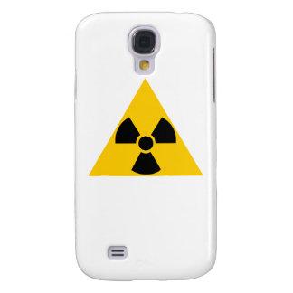 Radioactive Galaxy S4 Case