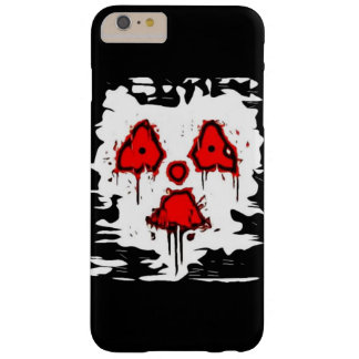 Radioactive Ghost Barely There iPhone 6 Plus Case