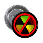 Radioactive Grunge No-Nukes Symbol