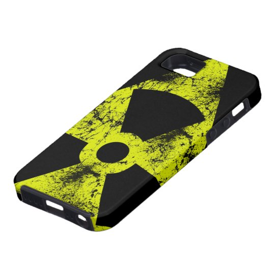 Radioactive iPhone 5 Vibe Case