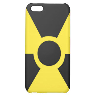 Radioactive Iphone Case Cover For iPhone 5C