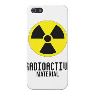 RADIOACTIVE IPHONE CASE FOR iPhone 5/5S