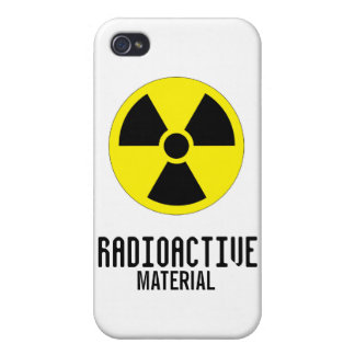 RADIOACTIVE IPHONE COVERS FOR iPhone 4