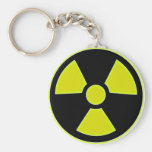 Radioactive Keychain