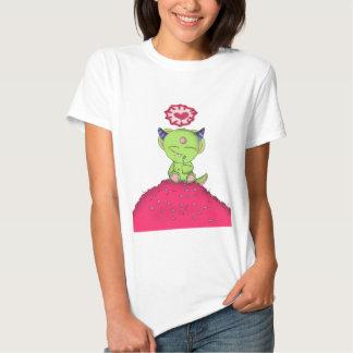 Radioactive Luv Monster Digital Art Tshirts