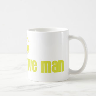 Radioactive Man Basic White Mug