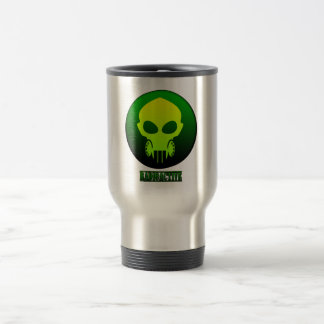 Radioactive Mask Stainless Steel Travel Mug