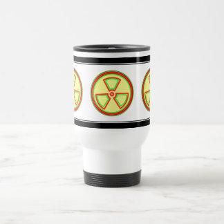 Radioactive Material Symbol Coffee Mugs