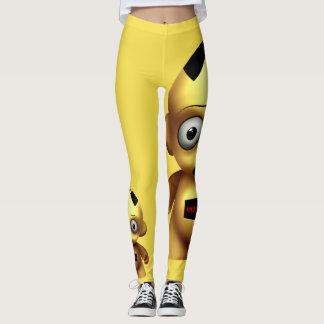 Radioactive Munny - Leggings (Style 2)