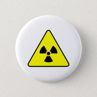 Radioactive Products & Designs! 6 Cm Round Badge
