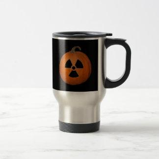 Radioactive Pumpkin Coffee Mugs