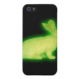 radioactive rabbit iPhone 5 cover