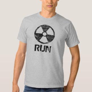 Radioactive Runner T Shirts