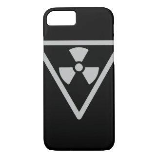 Radioactive Shadow Symbol iPhone 7 Case