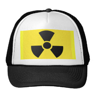 Radioactive Sign Cap