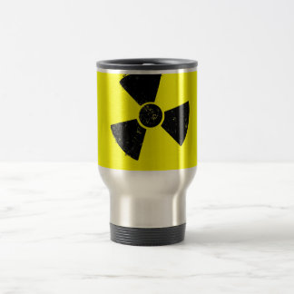 Radioactive Stainless Steel Travel Mug