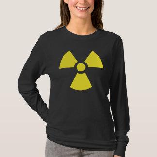 Radioactive Symbol Dark T-Shirts