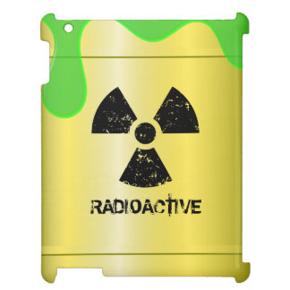 Radioactive Waste Drum Case For The iPad