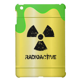 Radioactive Waste Drum Case For The iPad Mini