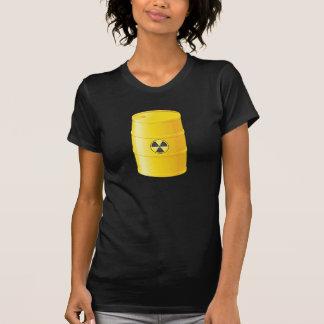 Radioactive Waste Womens T-Shirt
