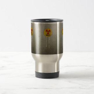 radioactively contaminates stainless steel travel mug
