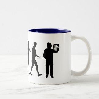 Radiographer Radiologist X-ray tees and gifts Two-Tone Coffee Mug