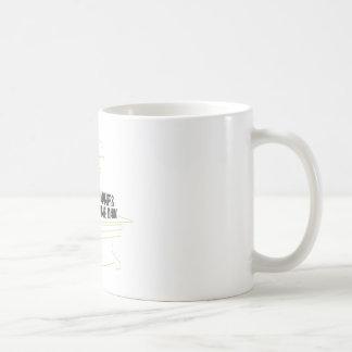 Radiographers Do It In the Dark (Line) Basic White Mug