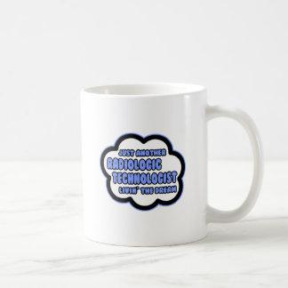 Radiologic Technologist .. Livin' The Dream Coffee Mug