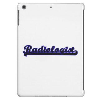 Radiologist Classic Job Design iPad Air Covers