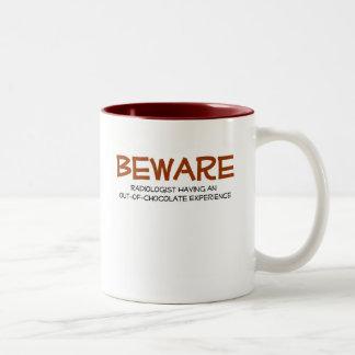 Radiologist Two-Tone Coffee Mug