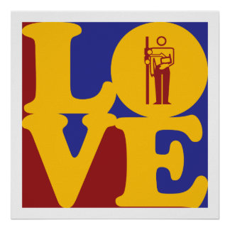Radiology Love Posters