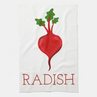 Radish Tea Towel
