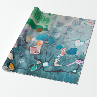 RADLabs Art Lab Wrapping Paper B 2015