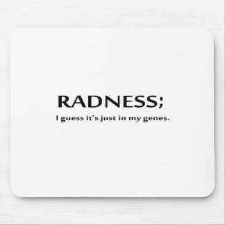 Radness.png Mouse Pad