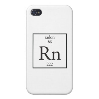 Radon iPhone 4/4S Case