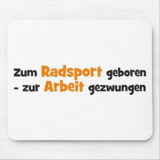 Radsport Mouse Pad