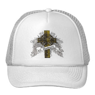Raeburn Tartan Cross Mesh Hats